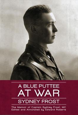 A Blue Puttee at War