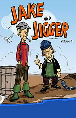 Flanker Press Jake and Jigger
