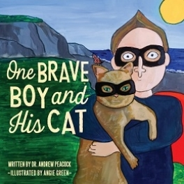 One Brave Boy and His Cat