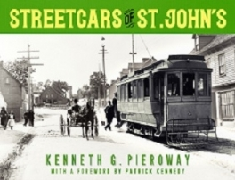 Flanker Press Streetcars of St. John's - HC